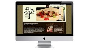 Home Design Companies Nyc Pardes Restaurant Website Designer Talia Design Nyc Web Design