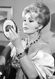 zsa zsa gabor u0027s best quotes about diamonds