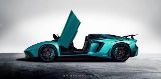 Lamborghini Aventador Colors - 2017 lamborghini aventador superveloce roadster lp750 4