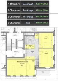 appartement 2 chambre nouvelle construction appartement 2 chambres basse énergie 82