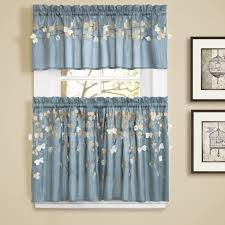 curtains teal kitchen curtains decorating cool window decorating