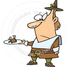 thanksgiving dinner pictures clip art cartoon meager portion thanksgiving meal by ron leishman toon