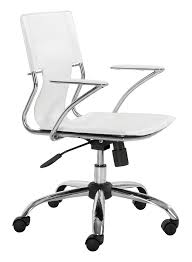 Plus Size Office Chair Trafico Office Chair By Zuo Modern Modern Office Chairs Cressina