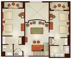 grand californian suites floor plan grand californian