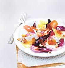 recette de cuisine pour l hiver recette de carpaccio de légumes d hiver à la poutargue