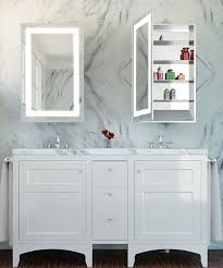 ambiance mirrored cabinet defogger led lighting and more