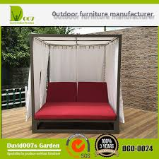Outdoor Daybed With Canopy Outdoor Daybed Wholesale Daybed Suppliers Alibaba