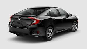honda car black what are the 2017 honda civic sedan color options