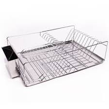 Dish Racks  Drainers Youll Love Wayfair - Kitchen sink with drying rack