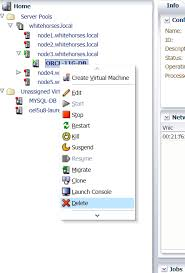 vnc console launching the vnc console in oracle vm manager on a linux client