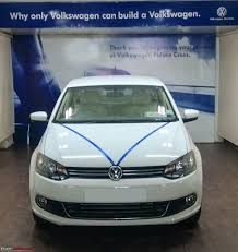 volkswagen car white my fabulous candy white vw vento tsi 1st year service update
