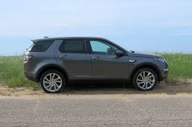 land rover discovery sport 2015 land rover discovery sport hse luxury review
