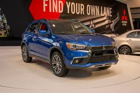 mitsubishi outlander sport 2016 blue mitsubishi outlander sport prices reviews and new model