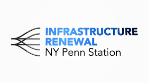 Amtrak Interactive Map by Amtrak U0027s Infrastructure Renewal At New York U0027s Penn Station Youtube
