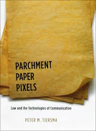 parchment paper to write on legal language tiersma parchment paper pixels law and the technologies of communication