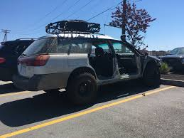 zombie hunter jeep when you have a subaru but zombie hunting is life