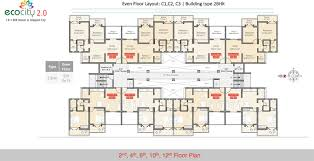 1 bhk and 2 bhk apartments in talegaon eco city