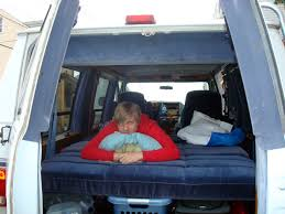 Conversion Van With Bathroom More Tips For Sleeping In Your Vehicle While Traveling