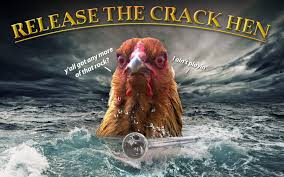 Hen Meme - shitpost release the crack hen imgur