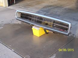dodge grill 1970 dodge charger grill on ebay