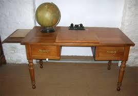 bureau louis philippe merisier bureau ancien merisier style louis philippe