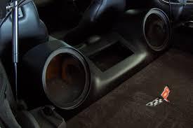 c6 corvette sub box custom subwoofer box and lloyds mats for sale