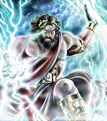 Seeking Zeus Zeus Jupiter God King Of The Gods And