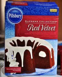 pillsbury supreme collection red velvet cake reviewed baking bites