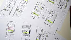 designing the telekom romania myaccount app