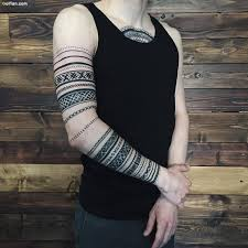 60 amazing armband tattoo designs u2013 best arm tattoo images