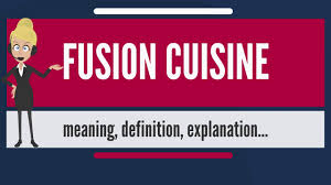 meaning of cuisine in what is fusion cuisine what does fusion cuisine fusion