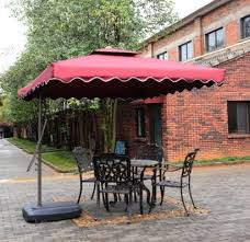 4 Foot Patio Umbrella Top 7 Best Offset Patio Umbrella In 2018 Reviews Buyer S Guides