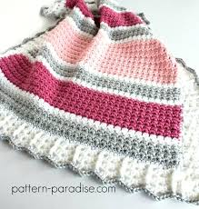 crochet pattern videos for beginners crocheting baby blankets quick and easy crochet blanket patterns for