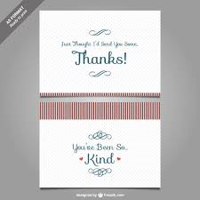 business thank you cards thank you card template vector vector free thank you for