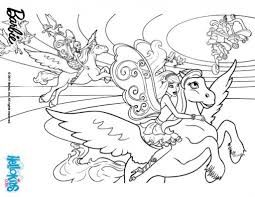 barbie fairy coloring pages pertaining to inspire in coloring page