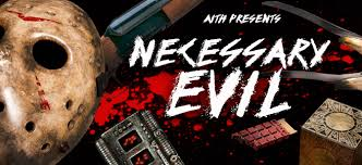 necessary evil thanksgiving horror horror news arrow