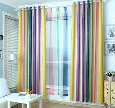 Pastel Coloured Curtains Bright Striped Curtains Muse Stripe Curtains In Bright And Pastel