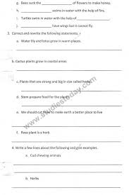 worksheet for class 1 english kvs printable english exercises for