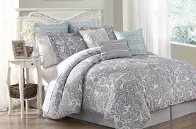 light grey comforter set surprising light grey comforter sets gray and blue bedding home