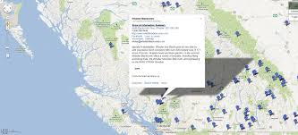 Google Maps Directions Link Snow Ca Custom Canada Map And Information Summary Clickable Map