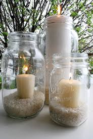 Mason Jar Lights Outdoor by The Shabby Nest Simple Outdoor Mood Lighting