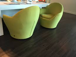 Swivel Accent Chair by Chair Madison Swivel Accent Chair Yellow Creative Furniture C