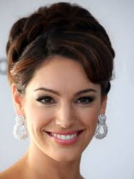 updo hairstyle for medium length hair prom hairstyles for medium length hair with beautiful jewelries