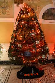 christmas at the capitol trees