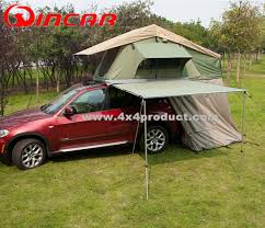 4wd Shade Awning Roof Top Tent Trailer 4wd Camping Rack Pull Out Retractable 4x4