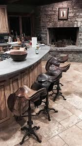 western style home decor stylish saddle home decor saddles bar stool and stools