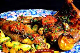 cuisiner le chevreau chevreau rôti aux 2 pommes petits plats entre amis