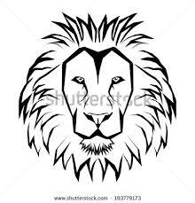 25 ideias exclusivas de lion face drawing no pinterest arte do