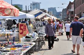 maxwell street market in chicago il
