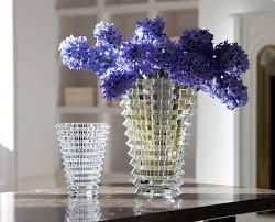 Blue Flower Vases Baccarat Eye Vase